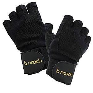 B Nooch Premium Gold Label Weight lifting Gloves