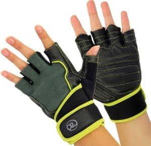 Fitness-mad Mens Weight Training Weight Lifting Gloves