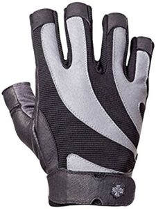 Harbinger Men's Bioflex best weight Lifting Gloves