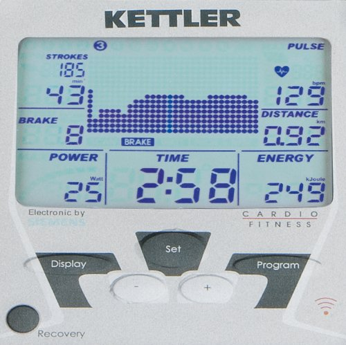 buy kettler rowing machine
