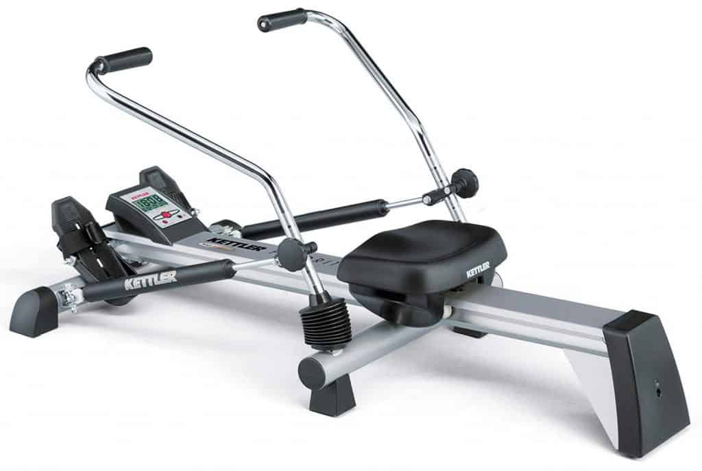 Kettler Favorit Hydraulic Piston Rowing Machine