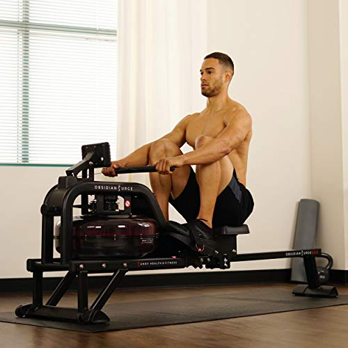 Sunny Health Fitness Water Rower SF-RW5713