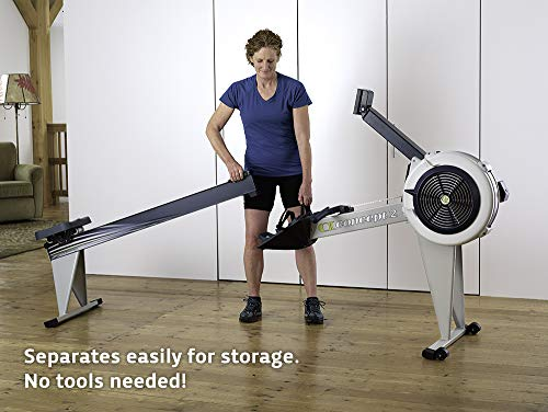 magnetic resistance home rowing machine
