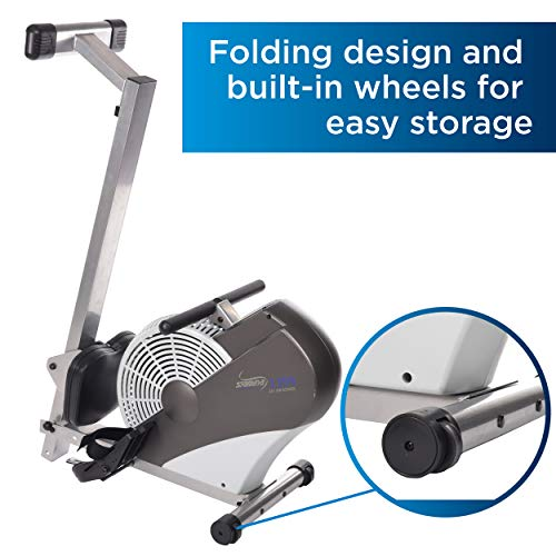 benefits of a folding rower