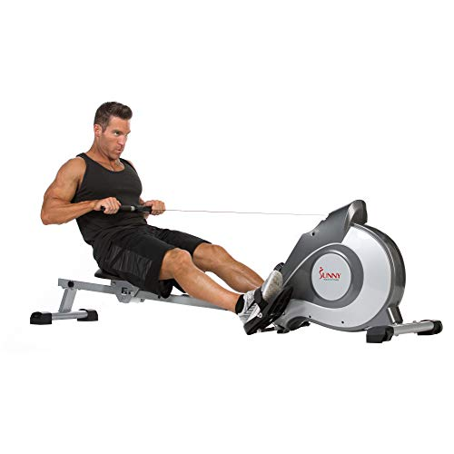 magnetic rowing machine vs water rowing machine