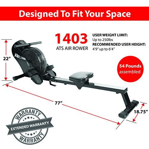 machine measurements ATS 1403