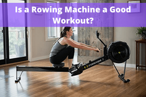 is rowing a good home workout