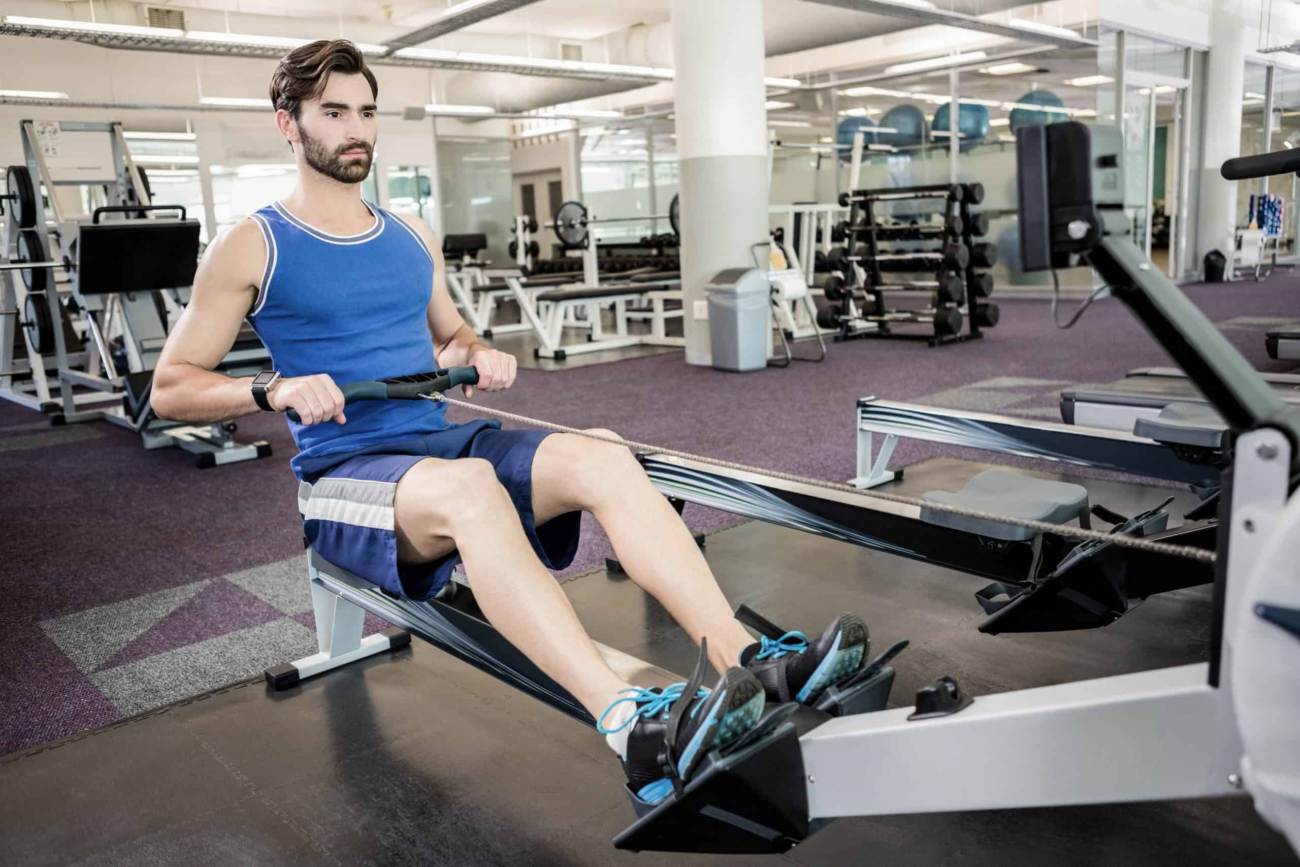 rowing machine for tall person