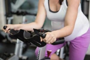 is it safe to use a rowing machine when pregnant