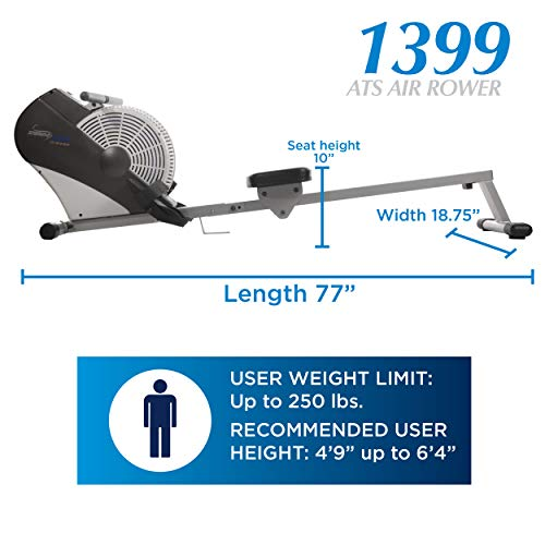 Stamina rower best for tall people