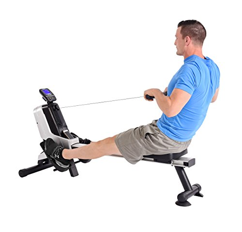 sunny health rowing machine