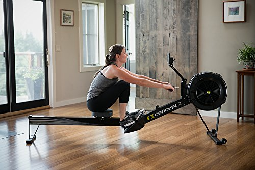 what size rower for a short person?