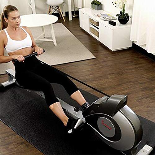 suitable home rower for extra tall people