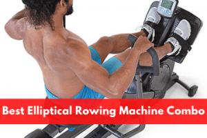 recumbent rowing machine