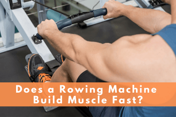 Does a Rowing Machine Build Muscle Fast