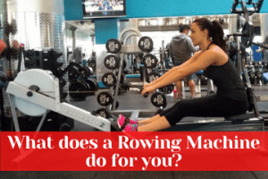 what does rowing do for the body?