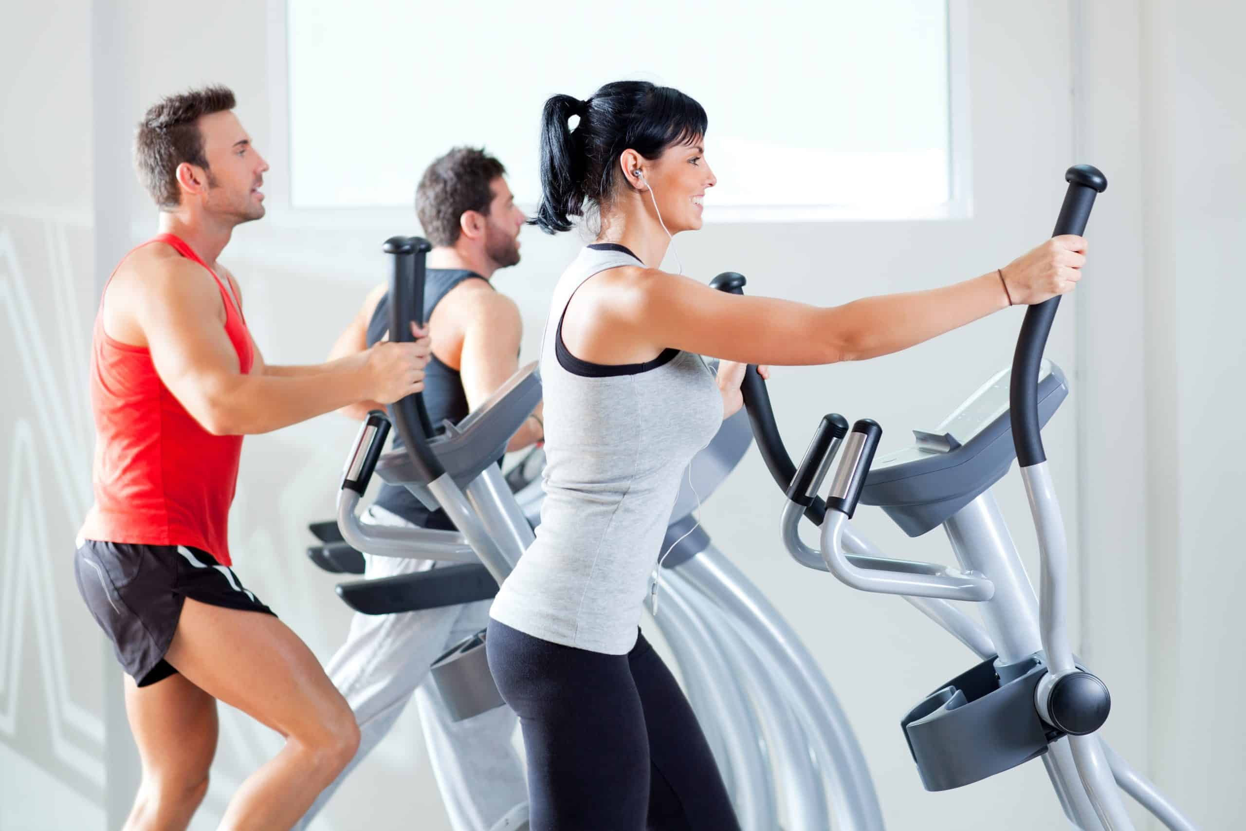 best elliptical exercise machines with 300lb weight limit & excellent stride length for a body workout
