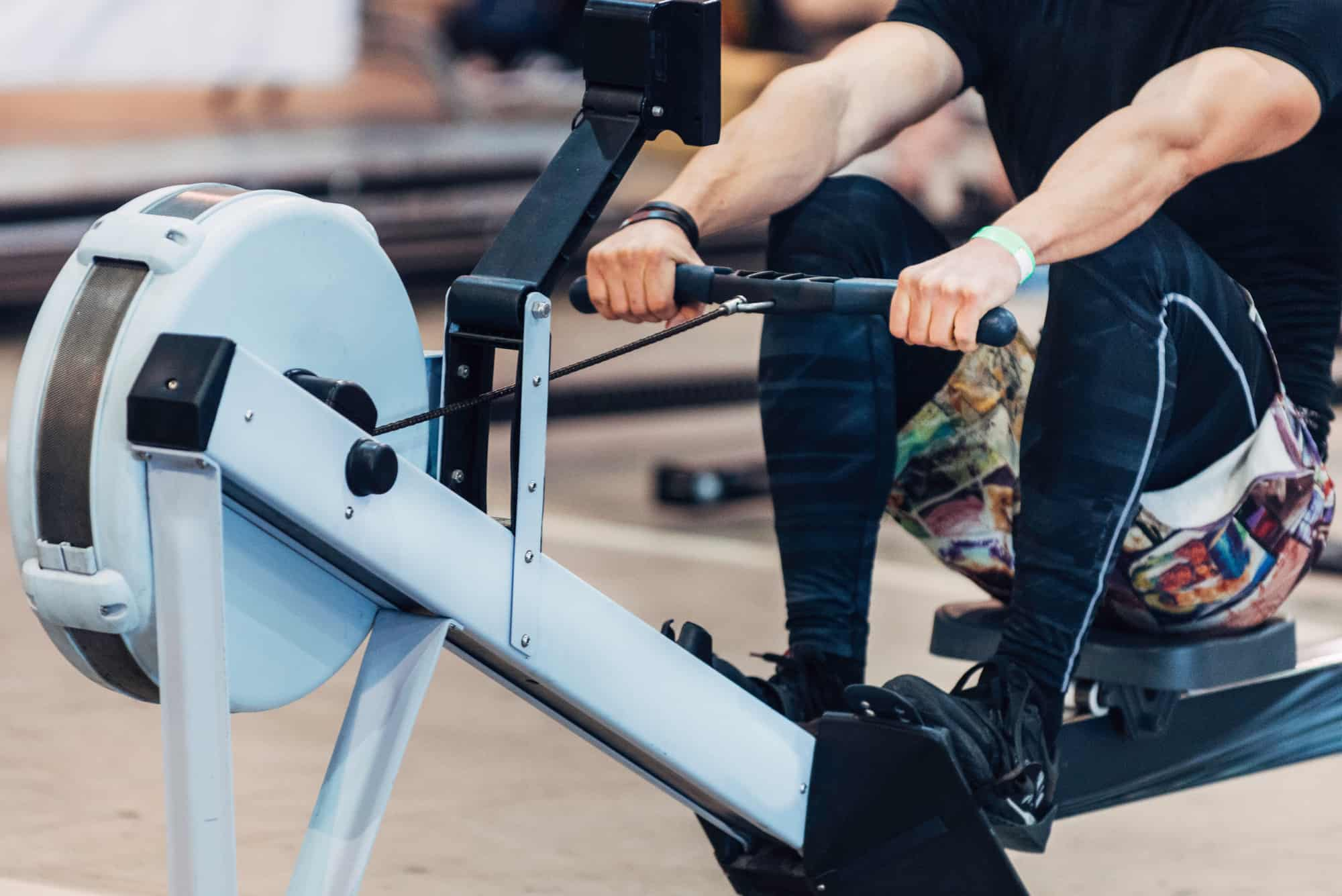 which is a better workout walking or rowing machine