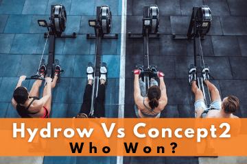 Hydrow vs Concept 2