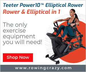Teeter Power10 Elliptical Rower