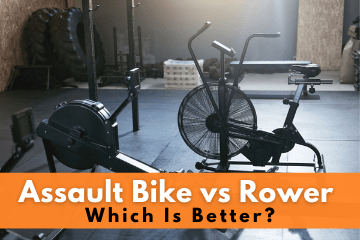 Assault Bike vs Rower