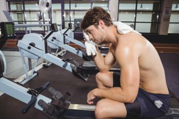 indoor rowing workout for beginners