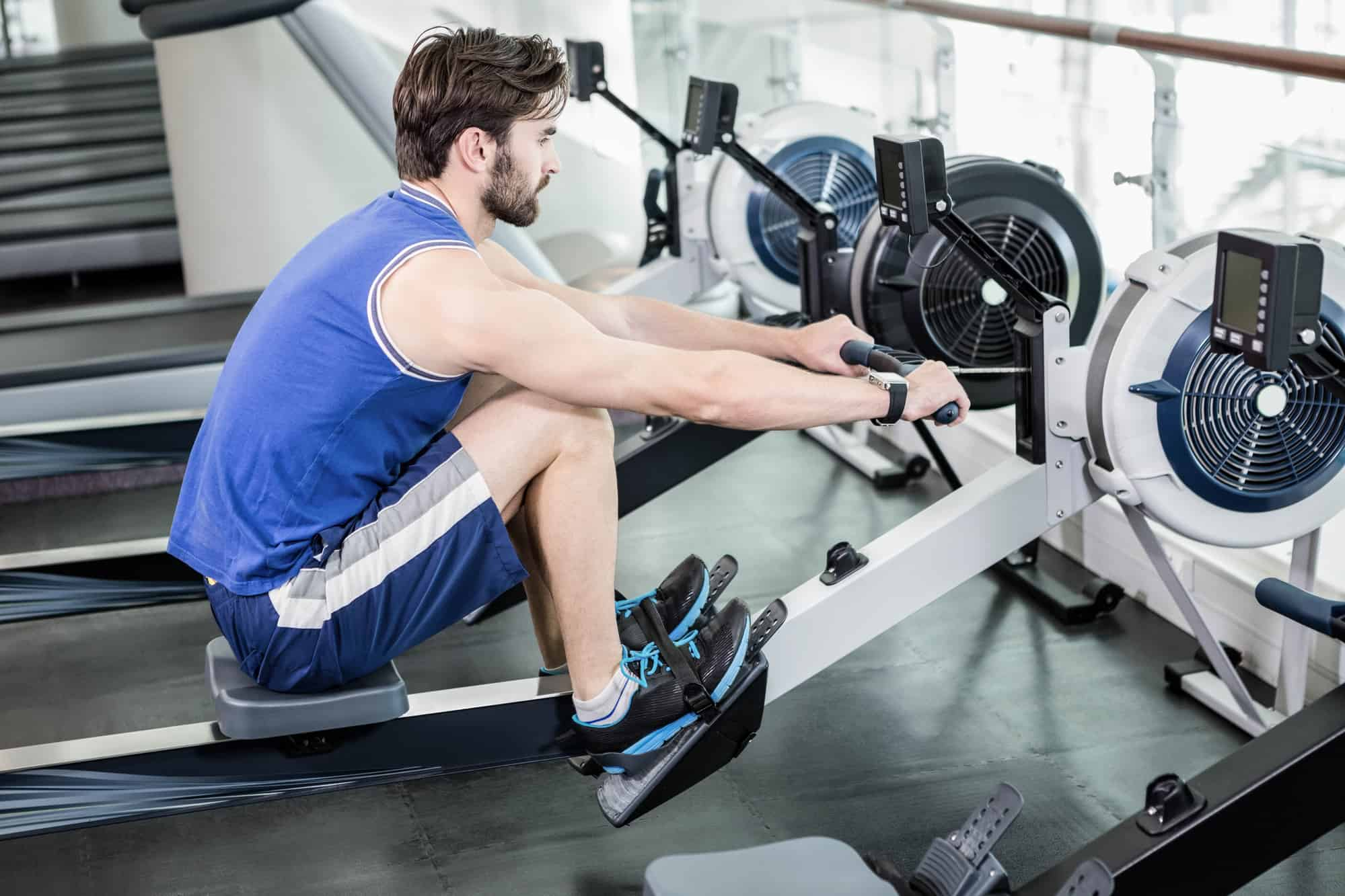 rowing machine back pain - is it safe?