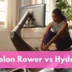 Echelon Rower vs Hydrow: The Winner Is…..