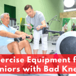 Top 5 Exercise Equipment for Seniors with Bad Knees
