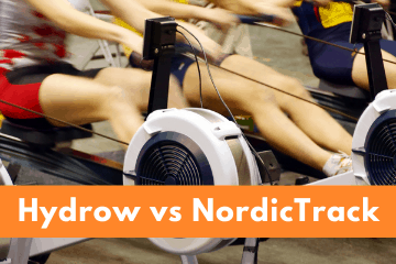 Hydrow vs NordicTrack