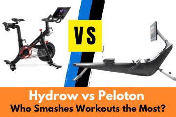 Hydrow vs Peloton