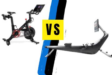 peloton vs home rowing machine
