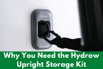 Why You Need the Hydrow Upright Storage Kit