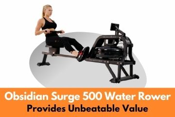 Obsidian Surge 500 Water Rower