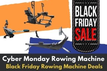 Cyber Monday rowing machine
