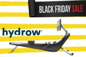 hydrow black friday sale