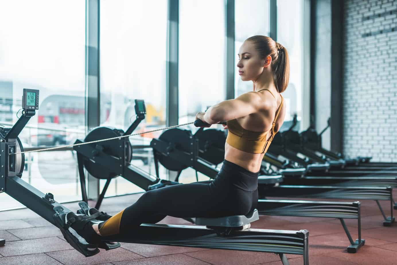 rowing workout benefits