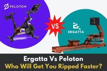 Ergatta Versus Peloton
