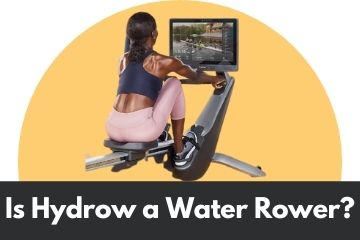 Is Hydrow a Water Rowing Machine?