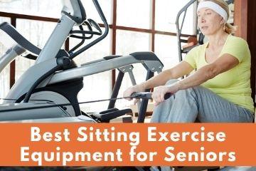Sitting Exercise Equipment for Seniors