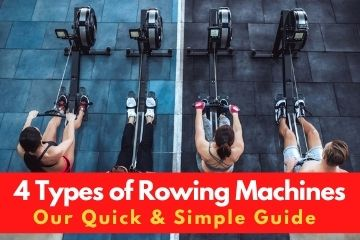 Types of Home Rowing Machines