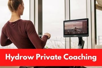 hydrow private coaching