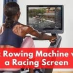 Who Makes the Best Rowing Machine with a Racing Screen?