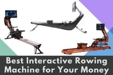 Best Interactive Rowing Machine