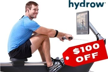 Exclusive hydrow coupon code - $100 discount