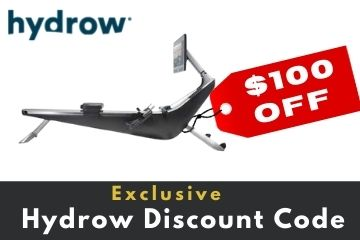 hydrow discount code