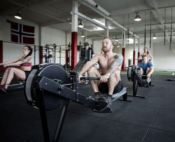 rowing exercises to help with back fat