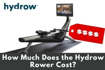 hydrow rower cost