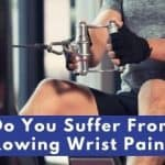 Do You Suffer From Rowing Wrist Pain?
