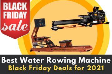 water rowing machine black friday